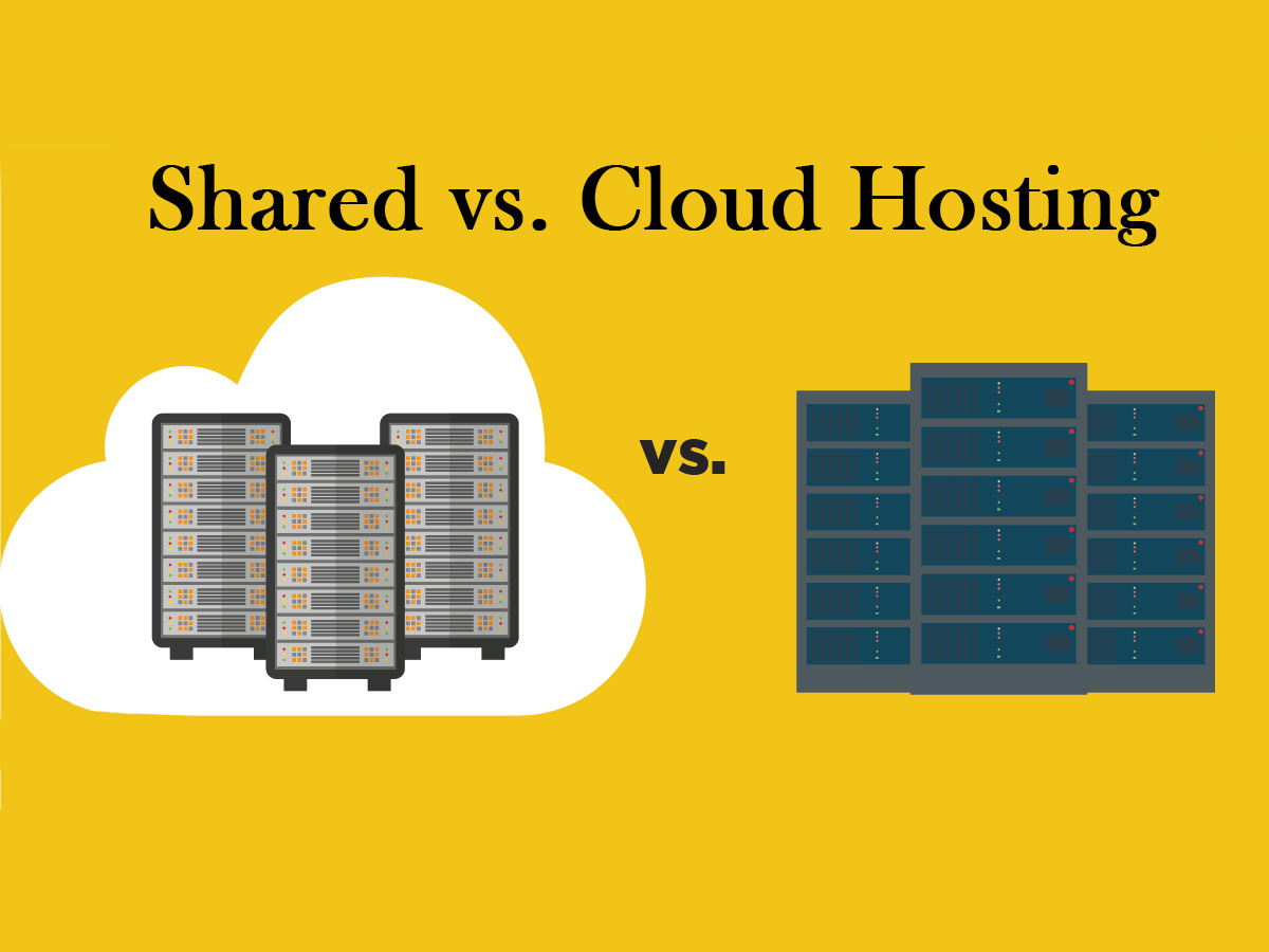 Shared vs. Cloud Hosting: A computing environment for online businesses