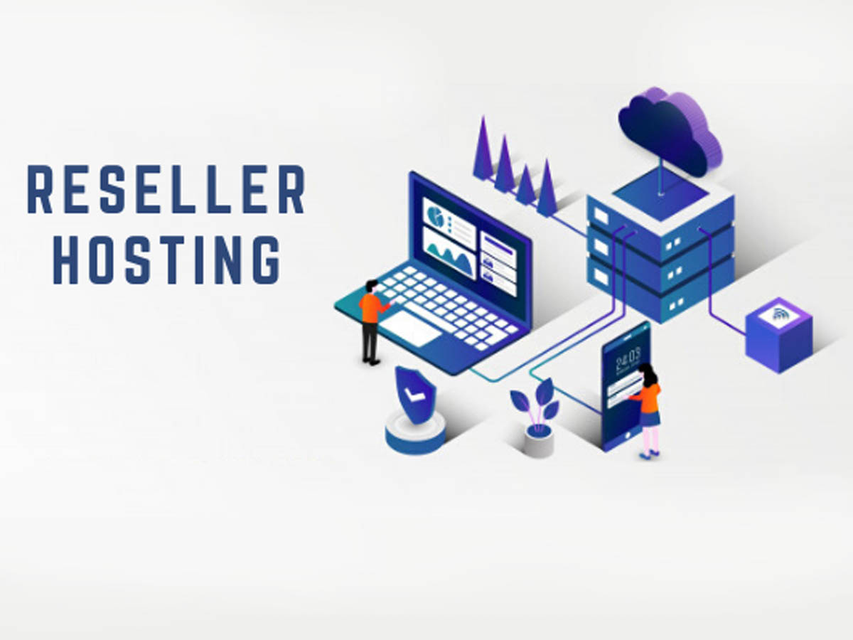 Resellers hosting a great start-up product