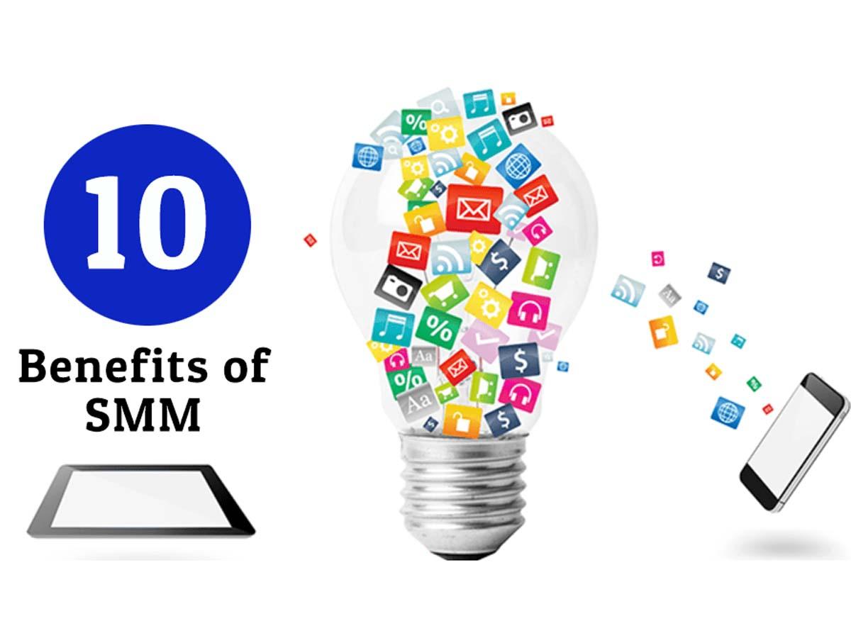 Top 10 benefits of using SMM in 2021